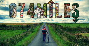 """Mark Garvey"", mark garvey, film, 874 miles, john o'graots, lands end, bike, paul woodcock,"